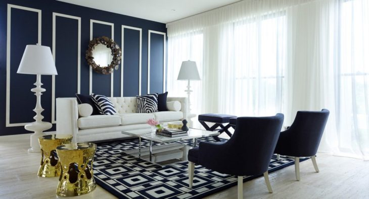 Here's How You Can Complement the Blues in Your House
